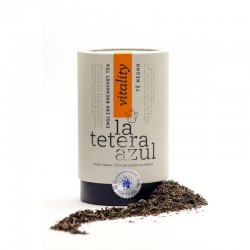 Té Despierta English Breakfast | La Tetera Azul Bote