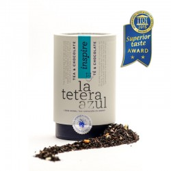 Té Chocolate Superior Taste Award 2015 | La Tetera Azul Bote