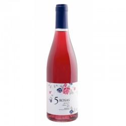 Vino del Bierzo Rosado | Losada 5 Rosas  D.O.