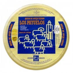 Queso de oveja Tierno de León, Leche Pasteurizada | Los Payuelos 1,5kg