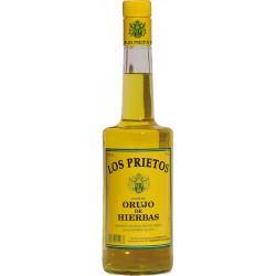 Licor de Orujo de hierbas de León  | Los Prietos