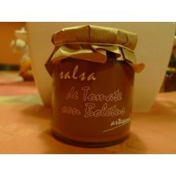 Salsa de tomate con  boletus.|Del Monte de Tabuyo