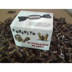 Caramelo Ronchito de León Clásico | Caja 250gr.