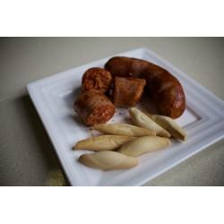 Chorizo fresco dulce. Cárnicas Suarez