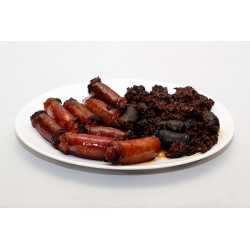 Pack San Froilán Morcilla y chorizo.