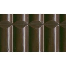 Chocolate Negro 50% con almendras tableta 200gr. | La Cepedana Dulces